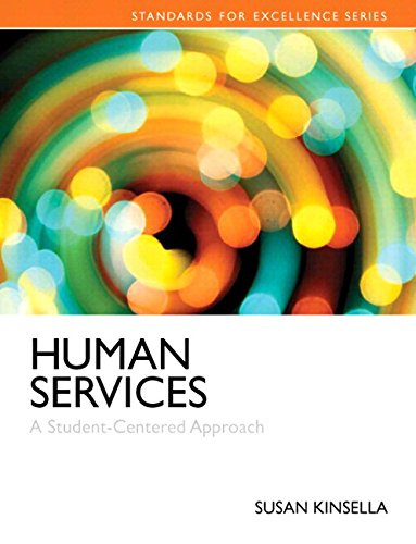 Human Services A Student-Centered Approach, Pearson EText -- Access Card  2015 edition cover