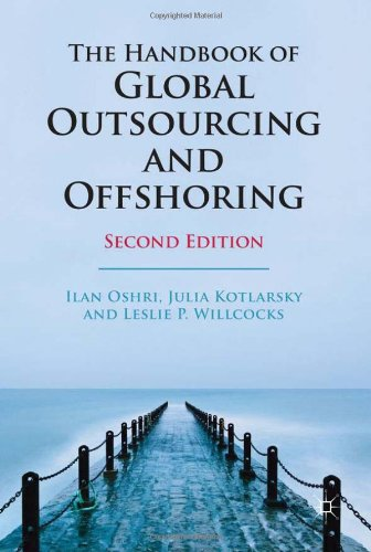 Handbook of Global Outsourcing and Offshoring  2nd 2011 (Revised) edition cover