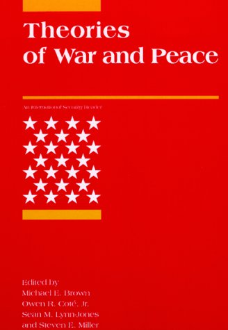 Theories of War and Peace   1998 edition cover