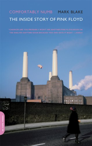 Comfortably Numb The Inside Story of Pink Floyd N/A edition cover