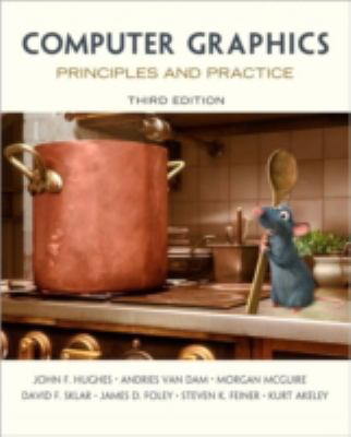 Computer Graphics Principles and Practice 3rd 2014 (Revised) edition cover