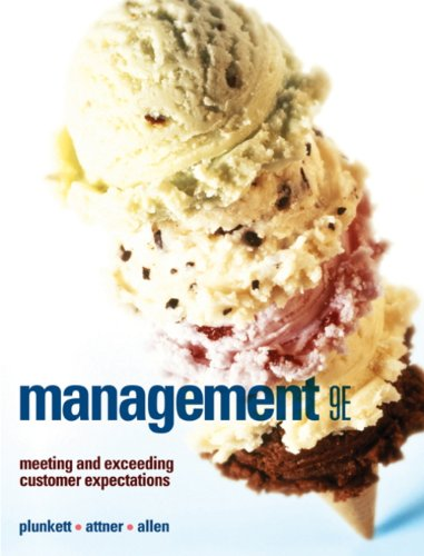 Management Meeting and Exceeding Customer Expectations 9th 2008 edition cover