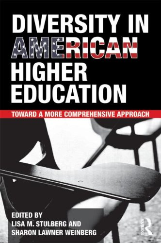 Diversity in American Higher Education Toward a More Comprehensive Approach  2011 edition cover