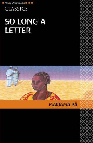 SO LONG A LETTER (CLASSIC) N/A edition cover