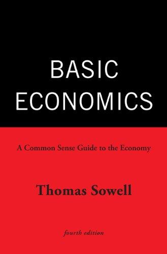 Basic Economics A Common Sense Guide to the Economy 4th 2011 edition cover