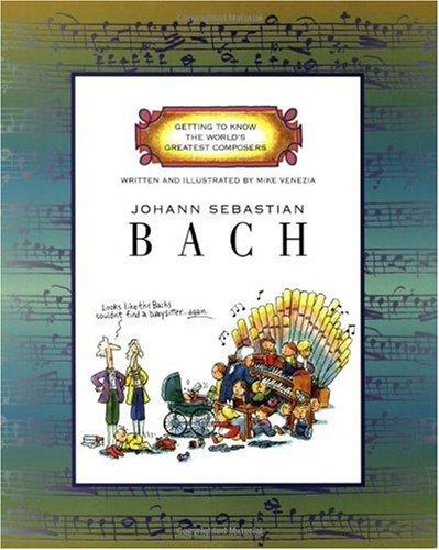 Johann Sebastian Bach   1998 edition cover
