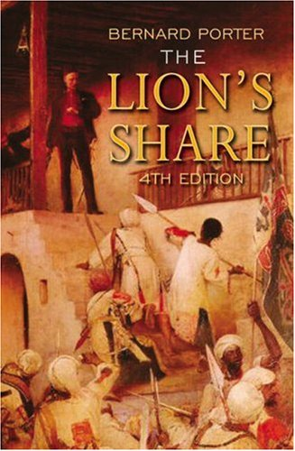 Lion's Share  4th 2005 (Revised) edition cover
