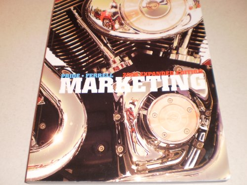 MARKETING-W/MODULES >CUSTOM< 4th 2008 9780618952526 Front Cover