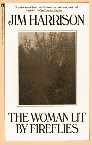 Woman Lit by Fireflies   1991 (Reprint) 9780671744526 Front Cover
