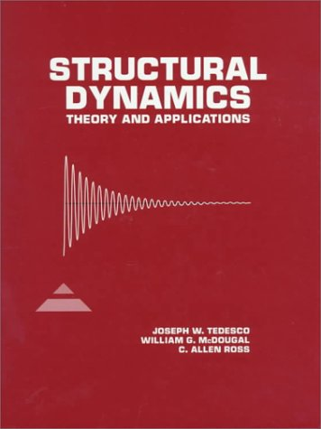 Structural Dynamics Theory and Applications  1999 edition cover