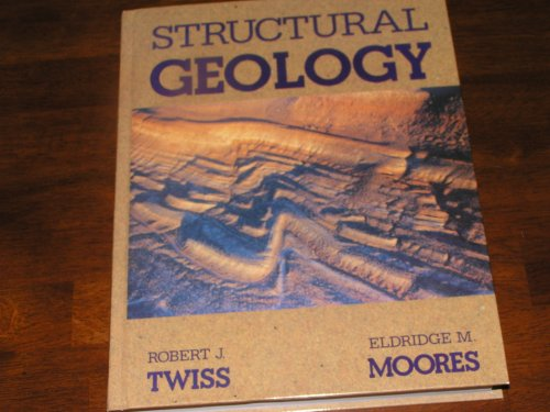 Structural Geology  N/A edition cover