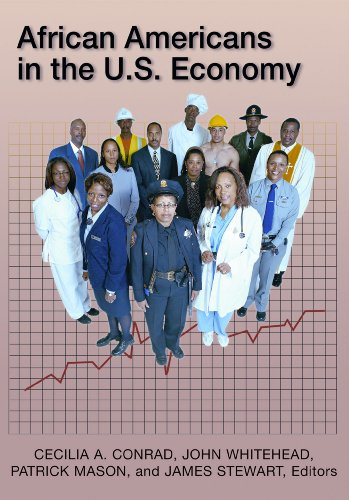 African Americans in the U. S. Economy  N/A 9780742545526 Front Cover