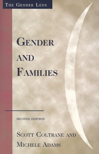 Gender and Families  2nd 2008 edition cover