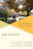 Job One 2. 0 Understanding the Next Generation of Student Affairs Professionals 2nd 2014 (Revised) edition cover