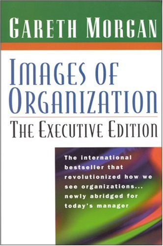 Images of Organization Executive Edition 3rd 1998 edition cover