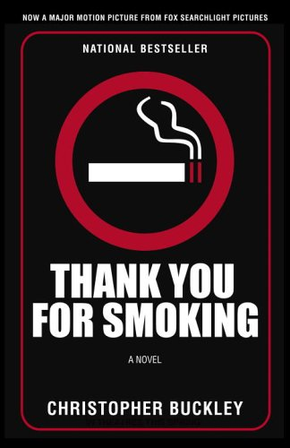 Thank You for Smoking   2006 edition cover