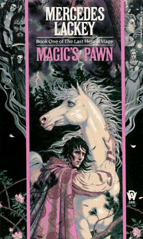 Magic's Pawn   1991 edition cover