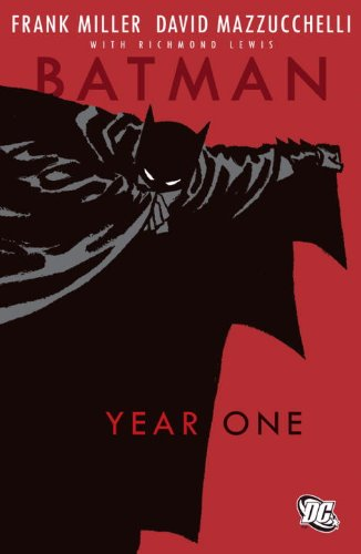 Batman: Year One   2005 (Revised) 9781401207526 Front Cover