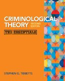 Criminological Theory The Essentials 2nd 2015 edition cover