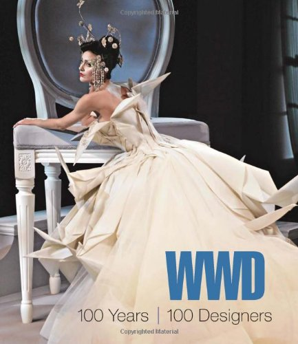 WWD 100 Years, 100 Designers   2011 edition cover
