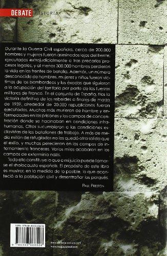 El holocausto espanol / The Spanish Holocaust:  2011 edition cover