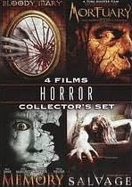 Horror Collector's set Salvage/Mortuary/Memory/Bloody Mary System.Collections.Generic.List`1[System.String] artwork