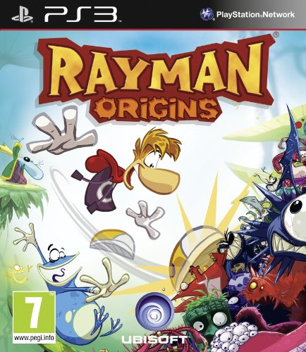 UBI Soft Rayman Origins (Ps3) PlayStation 3 artwork