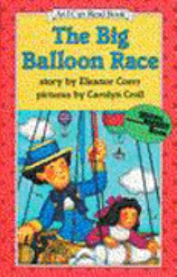 Big Balloon Race N/A 9780060213527 Front Cover