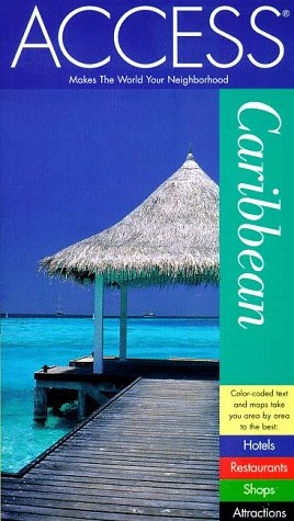 Access Caribbean  4th 1998 9780062772527 Front Cover