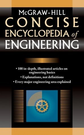Concise Encyclopedia of Engineering  5th 2005 edition cover