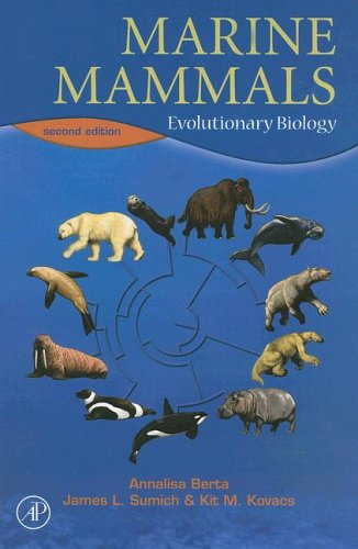Marine Mammals Evolutionary Biology 2nd 2005 (Revised) edition cover