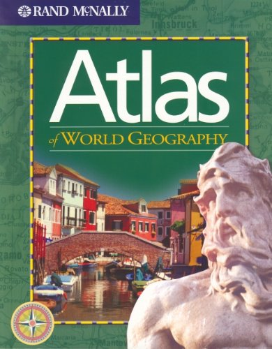 ATLAS OF WORLD GEOGRAPHY 1st edition cover
