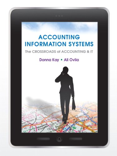 Accounting Information Systems The Crossroads of Accounting and IT  2012 edition cover