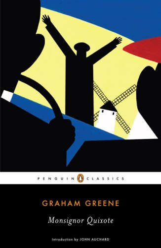 Monsignor Quixote   2008 edition cover