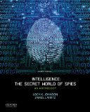 Intelligence: The Secret World of Spies; an Anthology  2014 edition cover