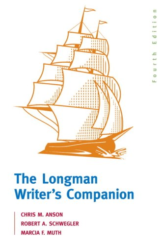 Longman Writer's Companion  4th 2008 9780205562527 Front Cover