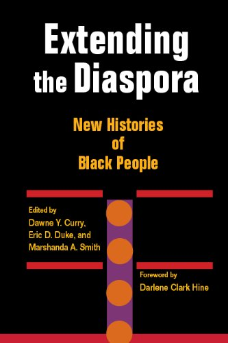 Extending the Diaspora New Histories of Black People  2009 edition cover