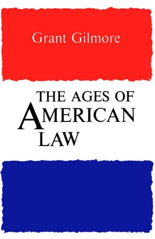 Ages of American Law   1977 edition cover
