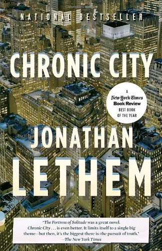 Chronic City  N/A edition cover