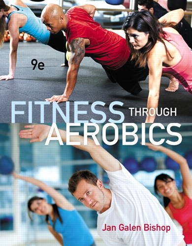 Fitness Through Aerobics  9th 2014 edition cover