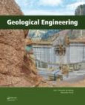 Geological Engineering   2011 edition cover