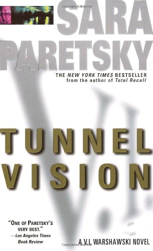 Tunnel Vision   1994 edition cover