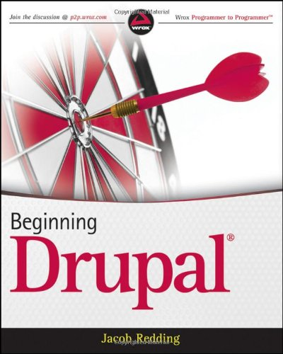 Beginning Drupal   2010 edition cover