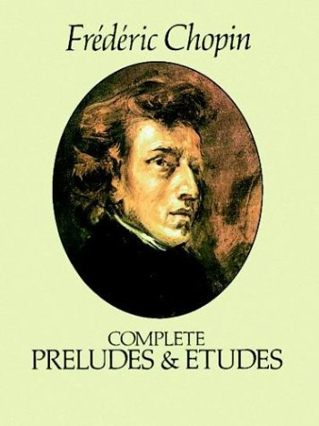 Complete Preludes and Etudes  Unabridged  edition cover