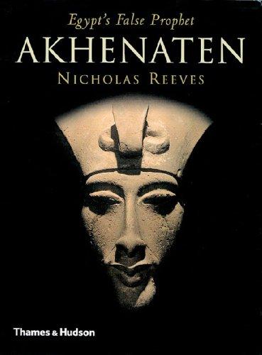 Akhenaten Egypt's False Prophet  2005 edition cover