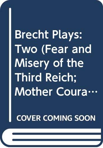 MOTHER COURAGE+HER CHILDREN 1st 9780573612527 Front Cover