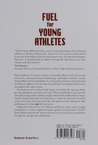Fuel for Young Athletes   2004 edition cover