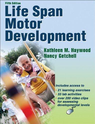 Life Span Motor Development  5th 2009 edition cover