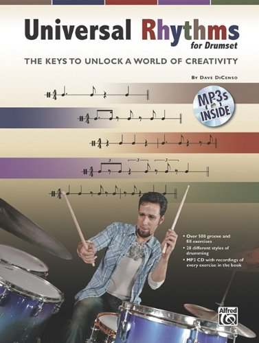 Universal Rhythms for Drummers The Keys to Unlock a World of Creativity, Book and CD  2009 edition cover