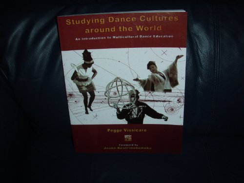Studying Dance Cultures Around the World An Introduction to Multicultural Dance Education 2nd 2004 (Revised) edition cover